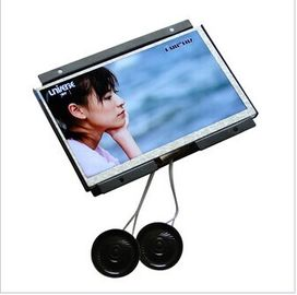 HD 7 Inch Open Frame Monitor LCD Digital Signage LCD Display Dengan Remote Control